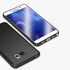 Coque Plastique Rigide Mat M01 pour Samsung Galaxy Note 5 N9200 N920 N920F Noir