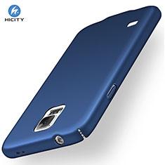 Coque Plastique Rigide Mat M01 pour Samsung Galaxy S5 G900F G903F Noir