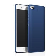 Coque Plastique Rigide Mat M01 pour Xiaomi Mi 5S 4G Bleu