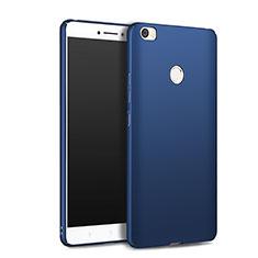 Coque Plastique Rigide Mat M01 pour Xiaomi Mi Max Bleu
