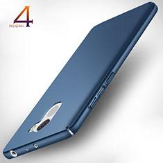 Coque Plastique Rigide Mat M01 pour Xiaomi Redmi 4 Standard Edition Bleu