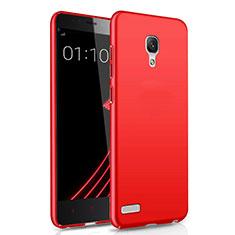 Coque Plastique Rigide Mat M01 pour Xiaomi Redmi Note Prime Rouge