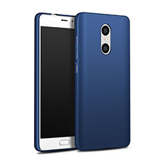 Coque Plastique Rigide Mat M01 pour Xiaomi Redmi Pro Bleu