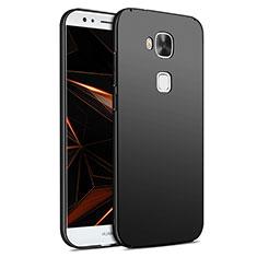 Coque Plastique Rigide Mat M02 pour Huawei G7 Plus Noir