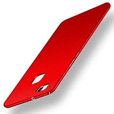 Coque Plastique Rigide Mat M02 pour Huawei G9 Lite Rouge
