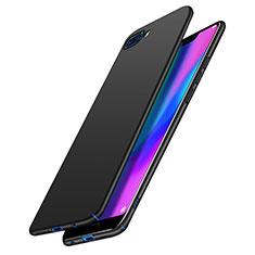 Coque Plastique Rigide Mat M02 pour Huawei Honor 10 Noir