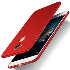 Coque Plastique Rigide Mat M02 pour Huawei Honor 6C Pro Rouge