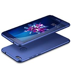 Coque Plastique Rigide Mat M02 pour Huawei Honor 8 Lite Bleu