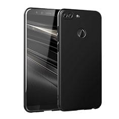 Coque Plastique Rigide Mat M02 pour Huawei Honor 9 Lite Noir