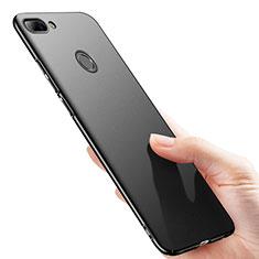 Coque Plastique Rigide Mat M02 pour Huawei Honor 9i Noir