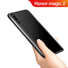 Coque Plastique Rigide Mat M02 pour Huawei Honor Magic 2 Noir