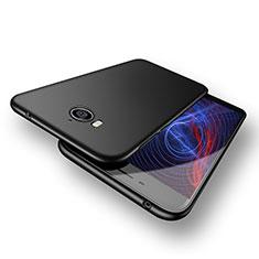 Coque Plastique Rigide Mat M02 pour Huawei Honor Play 6 Noir