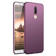Coque Plastique Rigide Mat M02 pour Huawei Mate 10 Lite Violet