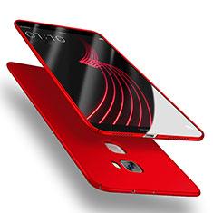 Coque Plastique Rigide Mat M02 pour Huawei Mate S Rouge