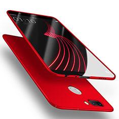 Coque Plastique Rigide Mat M02 pour Huawei Nova 2 Plus Rouge