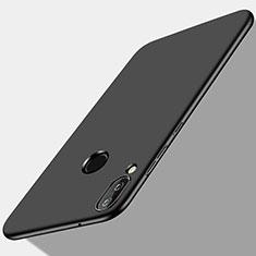 Coque Plastique Rigide Mat M02 pour Huawei P Smart+ Plus Noir