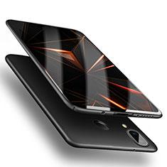 Coque Plastique Rigide Mat M02 pour Huawei P20 Lite Noir
