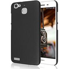 Coque Plastique Rigide Mat M02 pour Huawei P8 Lite Smart Noir