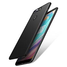 Coque Plastique Rigide Mat M02 pour OnePlus 5T A5010 Noir
