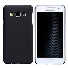 Coque Plastique Rigide Mat M02 pour Samsung Galaxy A3 Duos SM-A300F Noir