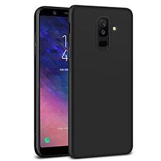 Coque Plastique Rigide Mat M02 pour Samsung Galaxy A6 Plus (2018) Noir