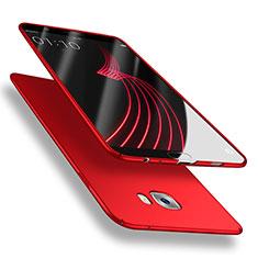Coque Plastique Rigide Mat M02 pour Samsung Galaxy C7 Pro C7010 Rouge
