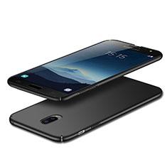 Coque Plastique Rigide Mat M02 pour Samsung Galaxy C8 C710F Noir