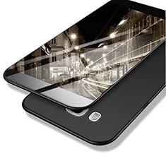 Coque Plastique Rigide Mat M02 pour Samsung Galaxy J7 (2016) J710F J710FN Noir