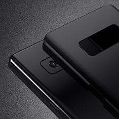 Coque Plastique Rigide Mat M02 pour Samsung Galaxy Note 8 Duos N950F Noir