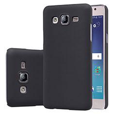 Coque Plastique Rigide Mat M02 pour Samsung Galaxy On5 G550FY Noir