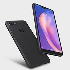 Coque Plastique Rigide Mat M02 pour Xiaomi Mi 8 Lite Noir