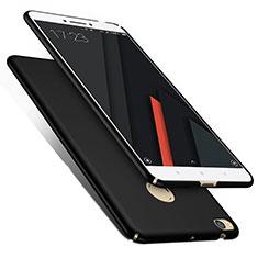 Coque Plastique Rigide Mat M02 pour Xiaomi Mi Max 2 Noir