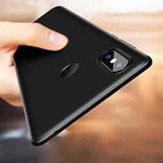 Coque Plastique Rigide Mat M02 pour Xiaomi Mi Mix 3 Noir
