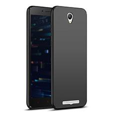 Coque Plastique Rigide Mat M02 pour Xiaomi Redmi Note 2 Noir