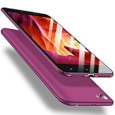 Coque Plastique Rigide Mat M02 pour Xiaomi Redmi Note 5A Standard Edition Violet