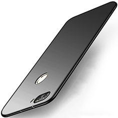 Coque Plastique Rigide Mat M03 pour Huawei Enjoy 7S Noir