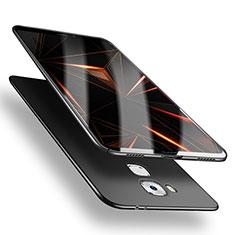 Coque Plastique Rigide Mat M03 pour Huawei G9 Plus Noir