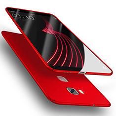 Coque Plastique Rigide Mat M03 pour Huawei Honor 5X Rouge