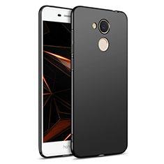 Coque Plastique Rigide Mat M03 pour Huawei Honor 6C Pro Noir