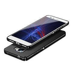 Coque Plastique Rigide Mat M03 pour Huawei Honor 7 Dual SIM Noir