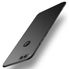Coque Plastique Rigide Mat M03 pour Huawei Honor Play 7X Noir