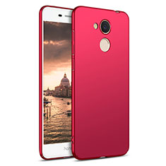 Coque Plastique Rigide Mat M03 pour Huawei Honor V9 Play Rouge