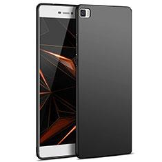 Coque Plastique Rigide Mat M03 pour Huawei P8 Lite Noir