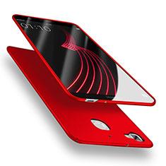 Coque Plastique Rigide Mat M03 pour Huawei P8 Lite Smart Rouge