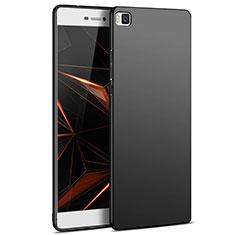 Coque Plastique Rigide Mat M03 pour Huawei P8 Noir