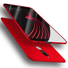 Coque Plastique Rigide Mat M03 pour Huawei Rhone Rouge