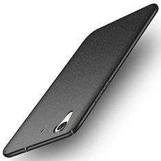 Coque Plastique Rigide Mat M03 pour Huawei Y6 II 5.5 Noir