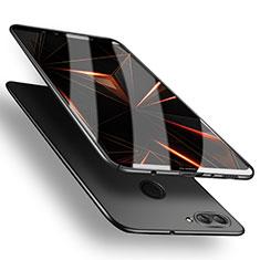 Coque Plastique Rigide Mat M03 pour Huawei Y9 (2018) Noir