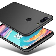 Coque Plastique Rigide Mat M03 pour OnePlus 5T A5010 Noir
