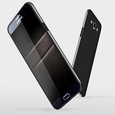Coque Plastique Rigide Mat M03 pour Samsung Galaxy A7 SM-A700 Noir